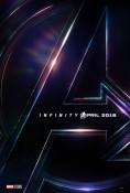 Filmplakat: Avengers: Infinity War 3D