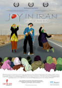 Joy in Iran - Kinoplakat