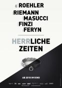 HERRliche Zeiten - Kinoplakat