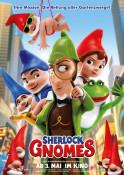 Sherlock Gnomes 3D - Kinoplakat