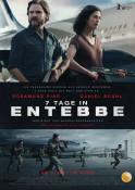 7 Tage in Entebbe - Kinoplakat