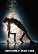 Filmplakat: Deadpool 2