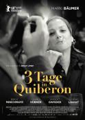 3 Tage in Quiberon (OV) - Kinoplakat
