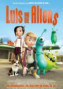 Luis und die Aliens 3D - Kinoplakat