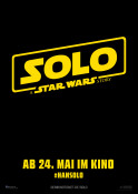 Solo: A Star Wars Story 3D - Kinoplakat
