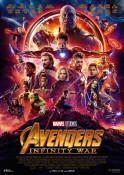 Filmplakat: Avengers: Infinity War 3D (OV)