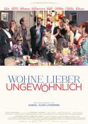 Wohne lieber ungewöhnlich (OV) - Kinoplakat