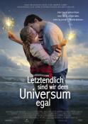 Filmplakat: Letztendlich sind wir dem Universum egal