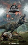 Filmplakat: Jurassic World: Das gefallene Königreich 3D