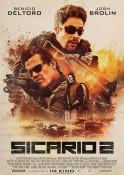 Filmplakat: Sicario 2