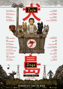Isle of Dogs - Ataris Reise (OV) - Kinoplakat