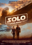 Filmplakat: Solo: A Star Wars Story
