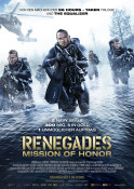 Renegades - Mission of Honor - Kinoplakat