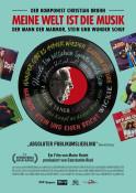 Filmplakat: Meine Welt ist die Musik - Der Komponist Christian Bruhn