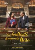 Filmplakat: Die brillante Mademoiselle Neila