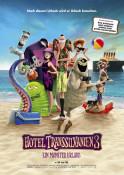 Hotel Transsilvanien 3 - Ein Monster Urlaub 3D - Kinoplakat