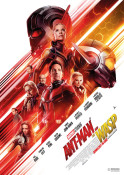 Ant-Man and the Wasp 3D - Kinoplakat
