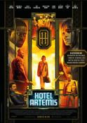 Hotel Artemis - Kinoplakat
