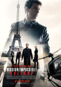 Mission: Impossible - Fallout 3D - Kinoplakat