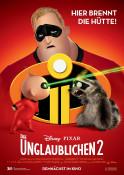 Filmplakat: Die Unglaublichen 2 3D