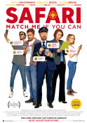 Filmplakat: Safari - Match me if you can