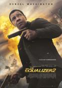 The Equalizer 2 - Kinoplakat