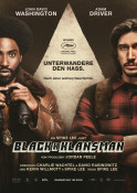 Filmplakat: Blackkklansman