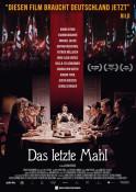 Das letzte Mahl - Kinoplakat
