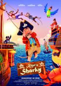 Käpt'n Sharky - Kinoplakat