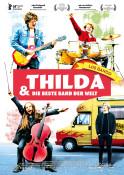 Thilda & die beste Band der Welt - Kinoplakat