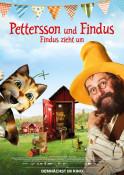 Pettersson und Findus - Findus zieht um - Kinoplakat