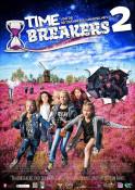 Timebreakers und die rätselhaften Grabzeichen - Kinoplakat