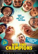 Wir sind Champions (OV) - Kinoplakat
