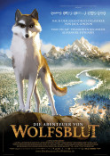 Die Abenteuer von Wolfsblut - Kinoplakat