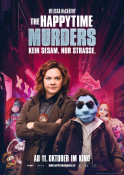 Filmplakat: The Happytime Murders