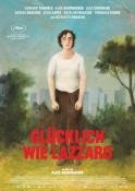 Glücklich wie Lazzaro - Kinoplakat