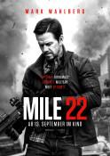 Mile 22 (OV) - Kinoplakat