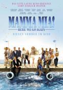 Mamma Mia! Here We Go Again (Sing-A-Long) - Kinoplakat