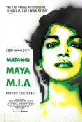 Matangi/Maya/M.I.A. (OV) - Kinoplakat