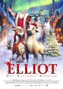 Elliot - Das kleinste Rentier - Kinoplakat