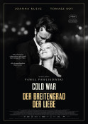 Filmplakat: Cold War - Der Breitengrad der Liebe (OV)