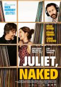 Juliet, Naked - Kinoplakat