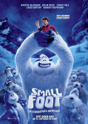 Filmplakat: Smallfoot - Ein eisigartiges Abenteuer 3D