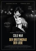 Filmplakat: Cold War - Der Breitengrad der Liebe