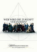 Phantastische Tierwesen: Grindelwalds Verbrechen - Kinoplakat