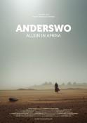 Anderswo. Allein in Afrika - Kinoplakat