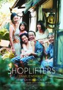 Shoplifters - Kinoplakat