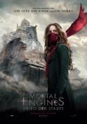 Filmplakat: Mortal Engines: Krieg der Städte 3D