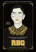 Filmplakat: RBG - Ein Leben für die Gerechtigkeit (OV)