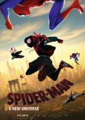 Filmplakat: Spider-Man: A new Universe 3D